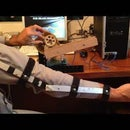Robotic Arm Controlled by Human Arm