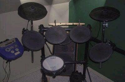 DIY Electronic Drums