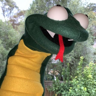 How to Make a Python Puppet