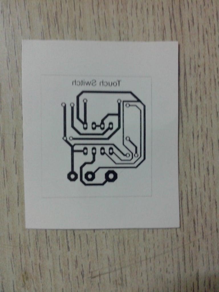 Take Printout of PCB Layout