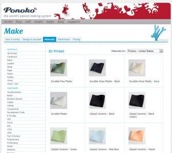 Ponoko (ponoko.com)