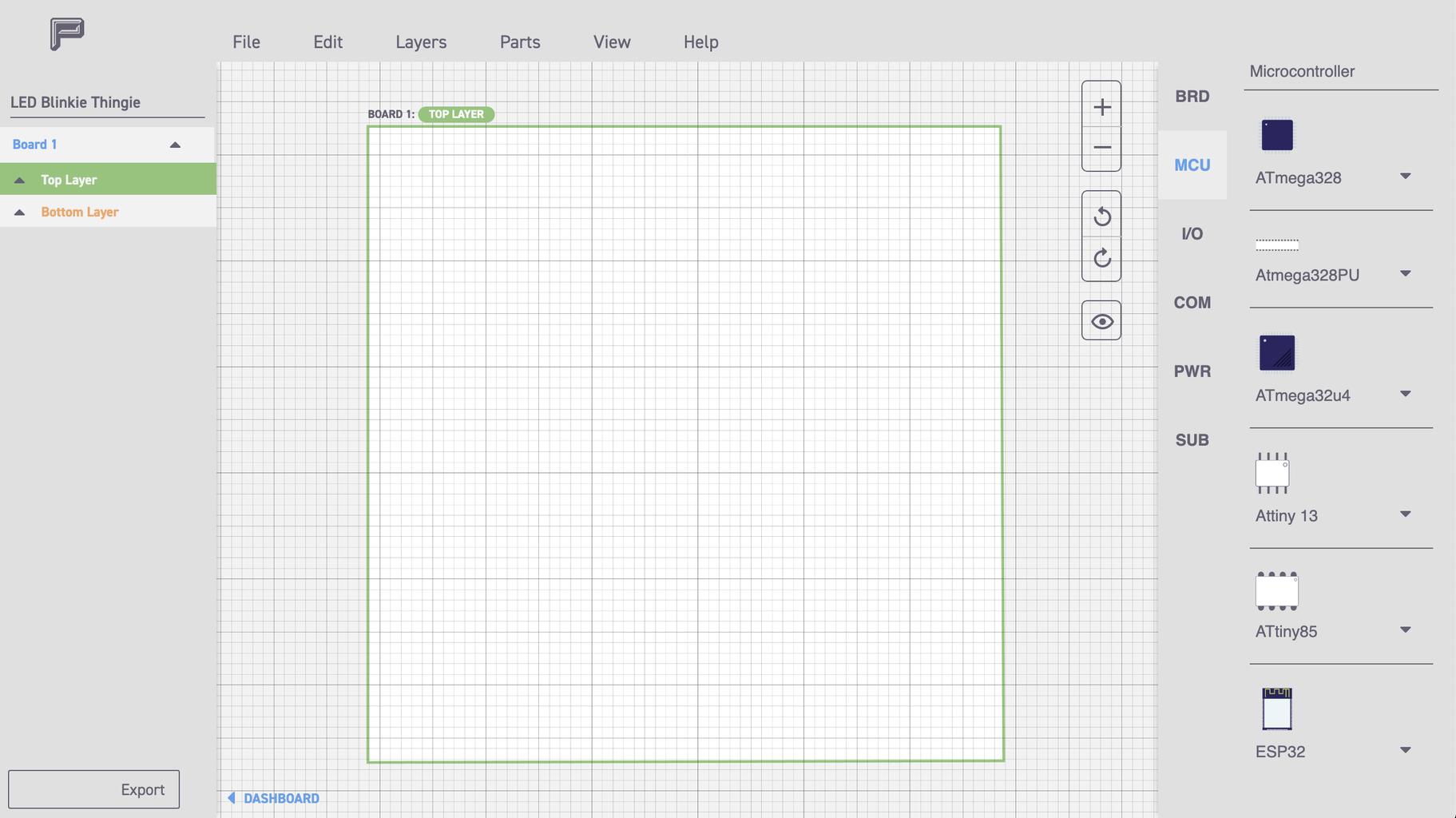 PCB Design Time - Footprint
