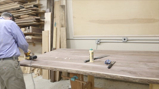 SANDING TO a PERFECT FINISH