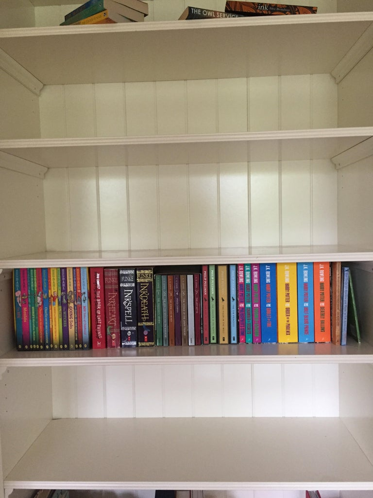 Find Your Favourites - Decide Which Books to Go Where