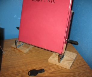 Small Sheet Music Stand