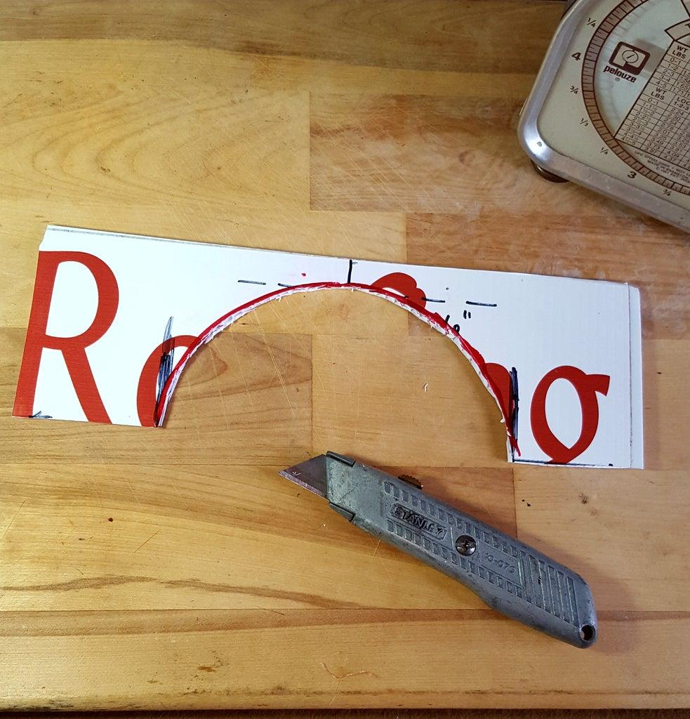 Cut the Mouse Hole.