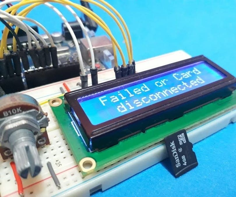 Real-Time SD Card Failure Detection System