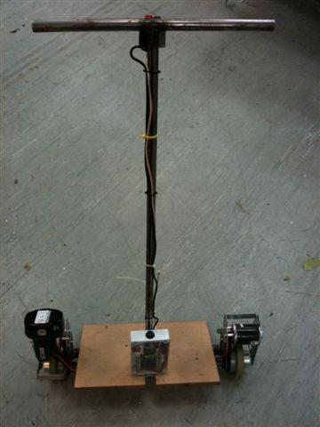 Self Balancing Scooter Ver 1.0