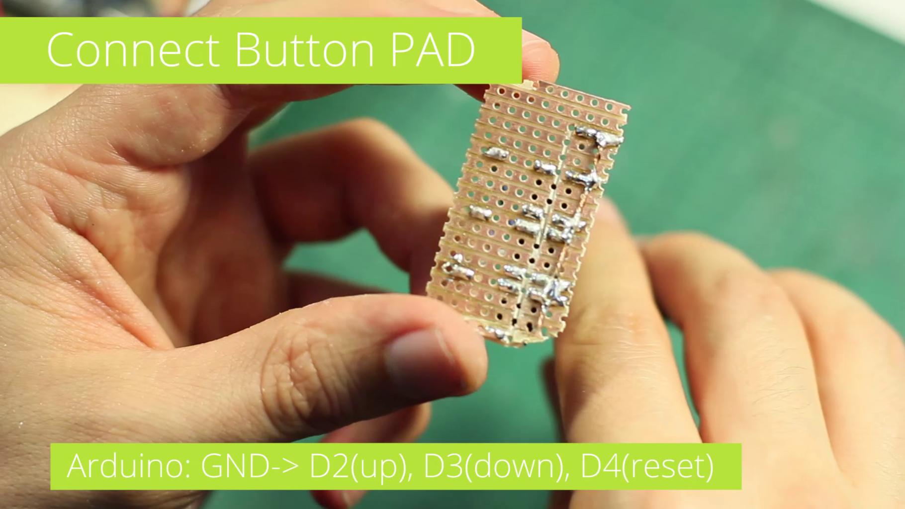 Button Pad