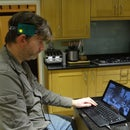 Head Mouse - Game controller or disability aid