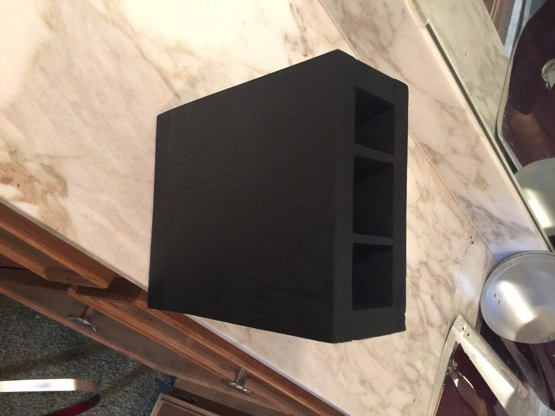 Simple Drum Stick Box