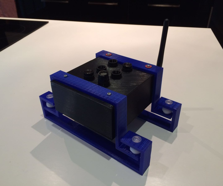 A Raspberry Pi Multispectral Camera
