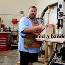 Build a bandsaw Sled/jig for crosscut and long cuts