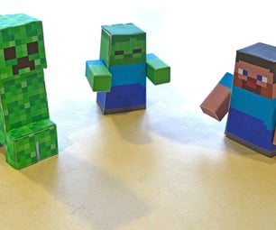 Moving Minecraft Characters