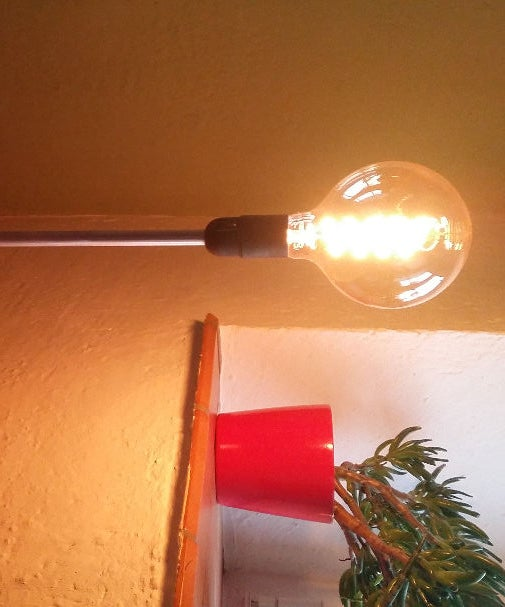 Edison Bulb Table Lamp