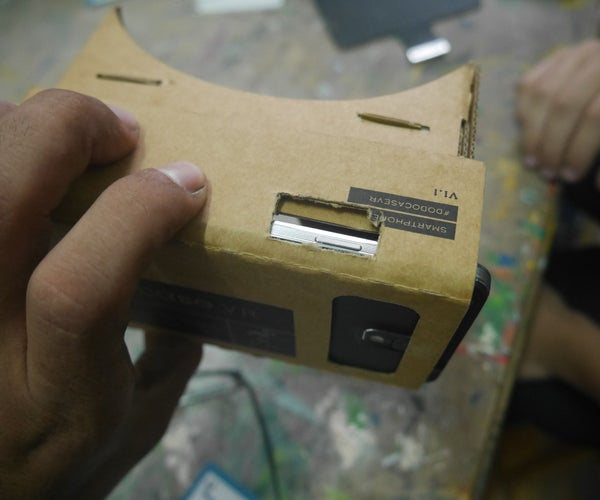 Fix for DODOCase VR Kit Push Buttons Issue