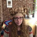 美杜莎报纸帽子
