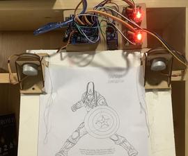 DIY Arduino Drawing Robot