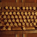 Make a Steampunk Keyboard - Win Guy Style!
