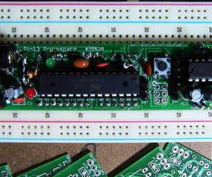 GOduino III - the Breadboard-friendly Arduino-based Robot Controller