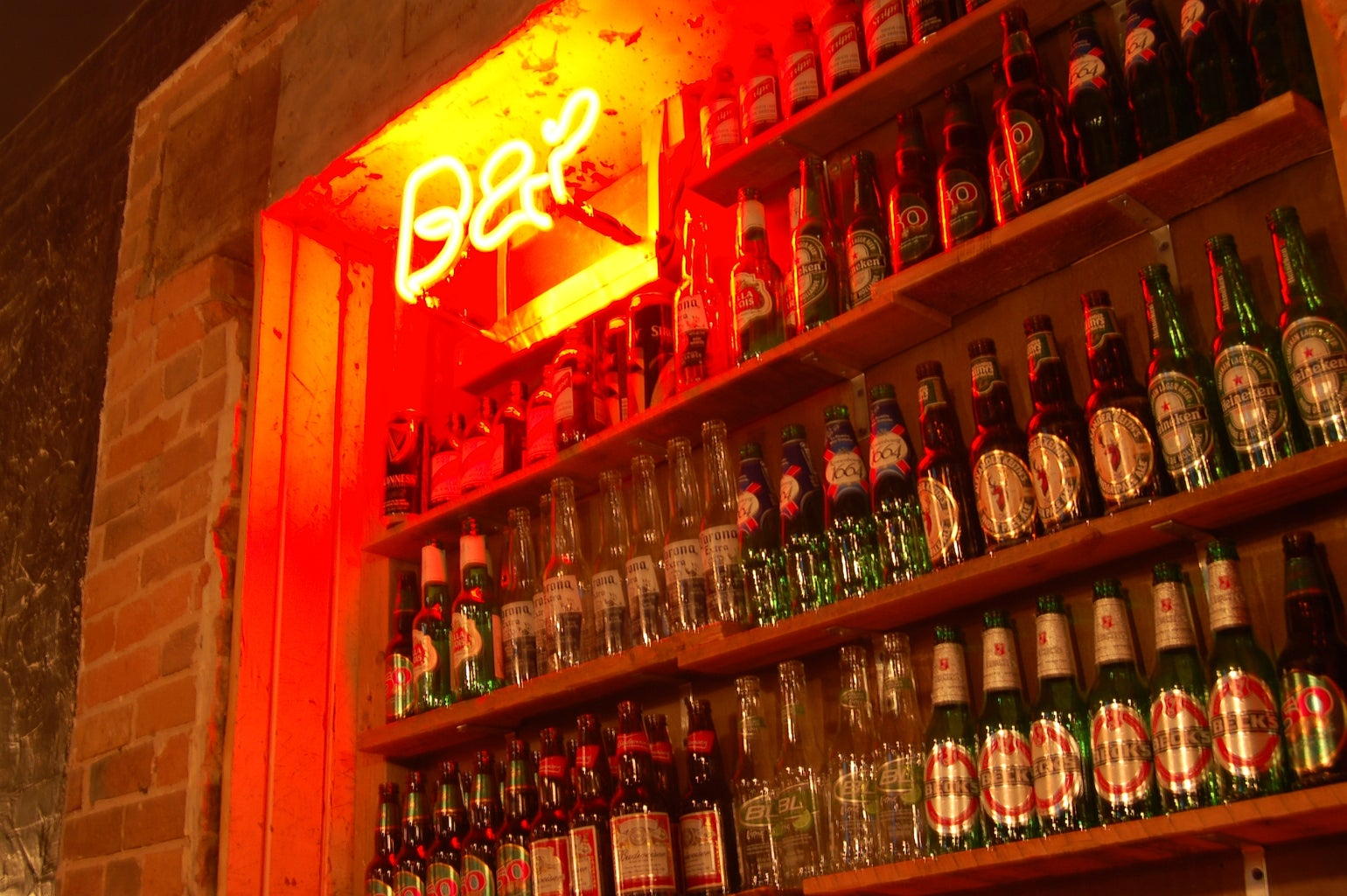 99 Bottles of Beer on the Wall...