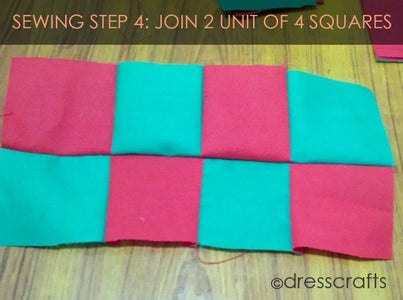 PLACEMATS SEWING STEP 4