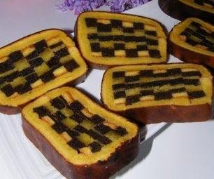 """Bamboo Mat"""" Roll Cake"