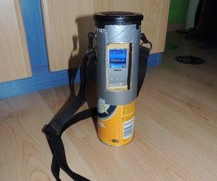 Pringles Speaker With Build-in MP4