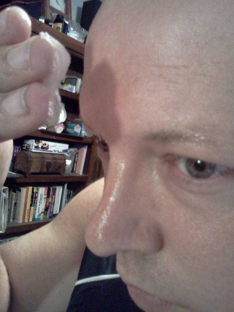 Hair and Facial Prep