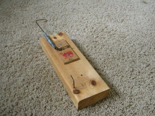 Mousetrap Catapult