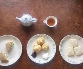 How to Make a British Afternoon Tea