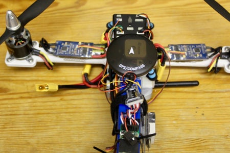 Wiring the Autopilot Board