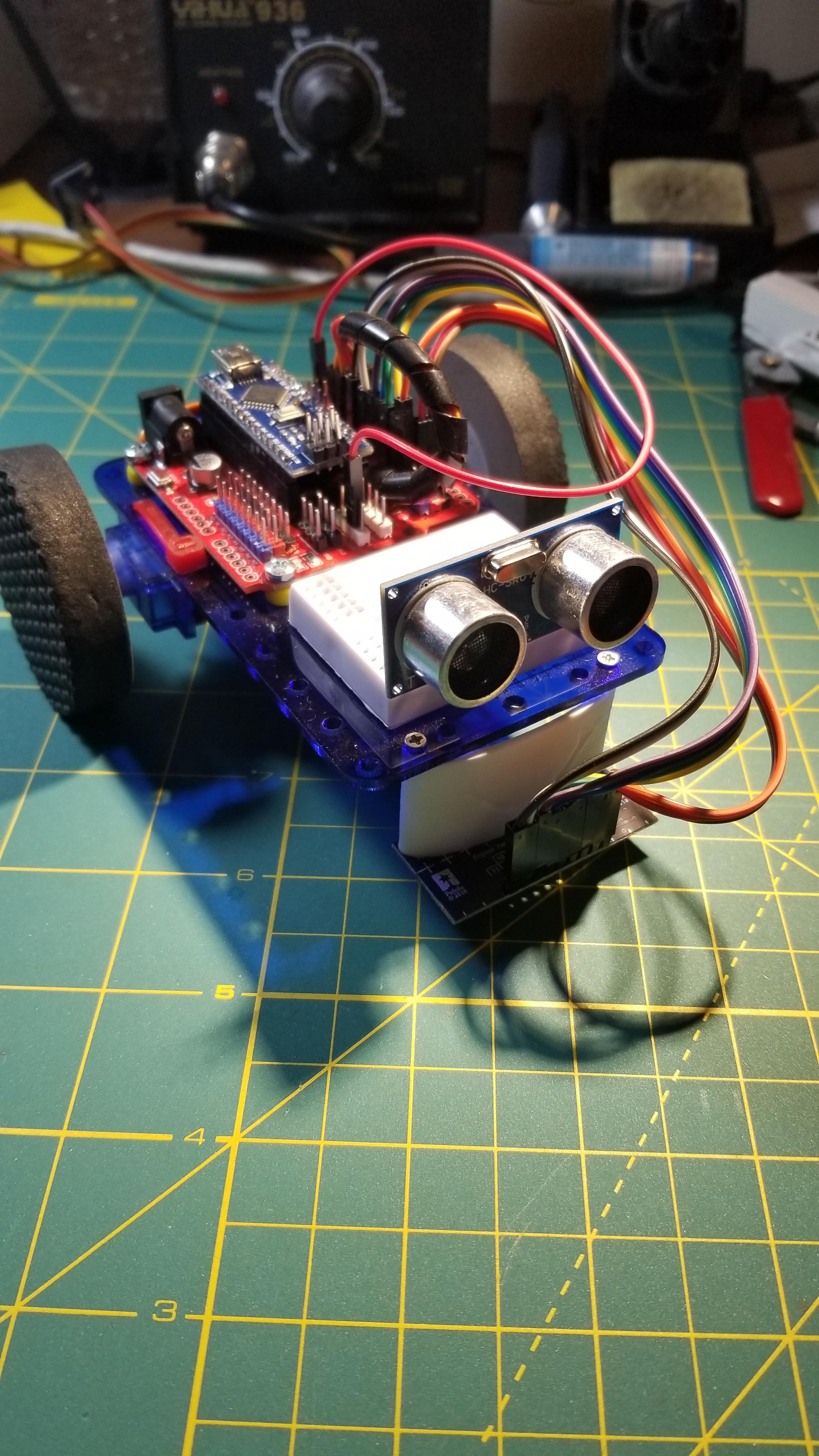 """Robotics Club """"Robot Kit"""""""