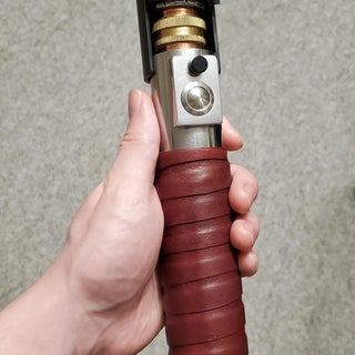 Arduino Based Lightsaber With Light and Sound Effects