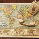 Turn a rotary phone into a radio and travel through time