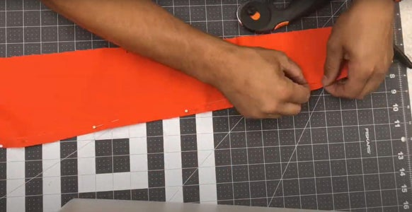 Create a Second Row of Pockets - If Necessary