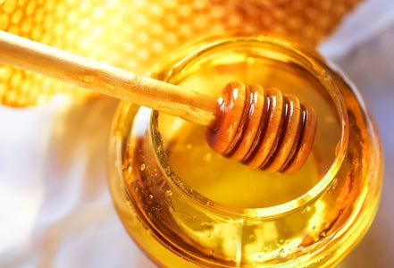 Honey in the Face