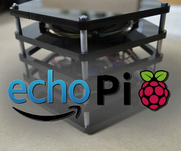 Build a Raspberry Pi-Powered Amazon Echo