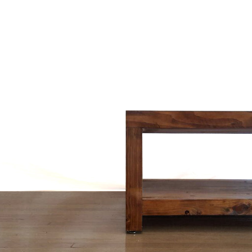 Modern Box-Joint Coffee Table