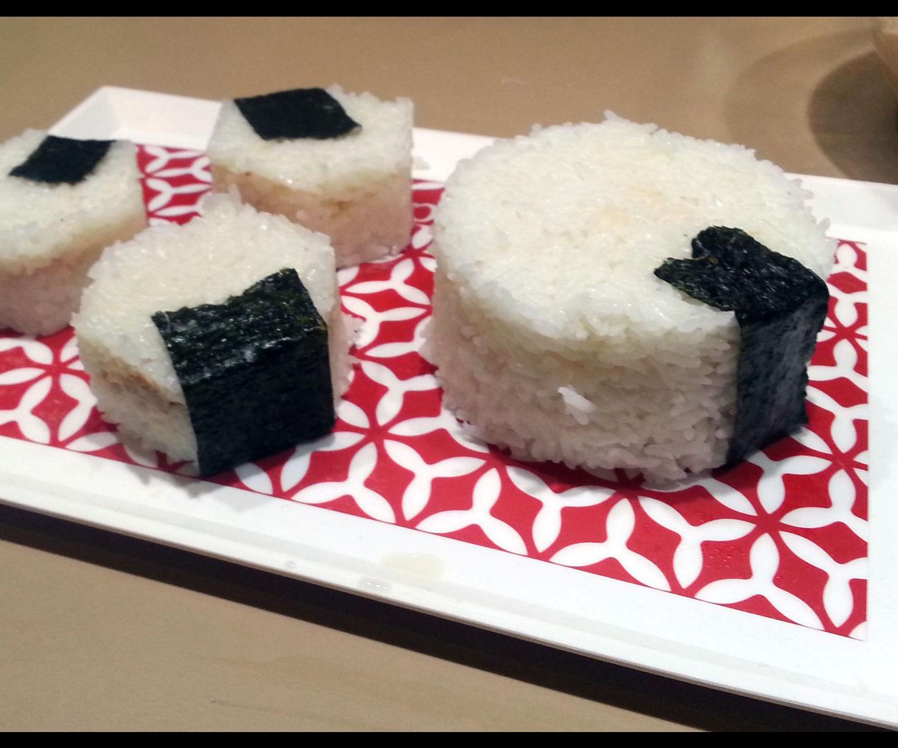 Fun With Rice Balls (Onigiri)