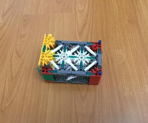 Knex Storage Box
