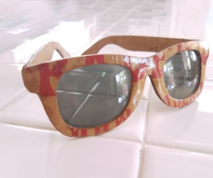 Grocery Bag Sunglasses
