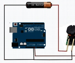 Power Arduino With a 1.5V Battery