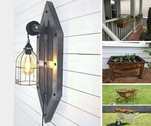 Garden and Outdoor Decorations