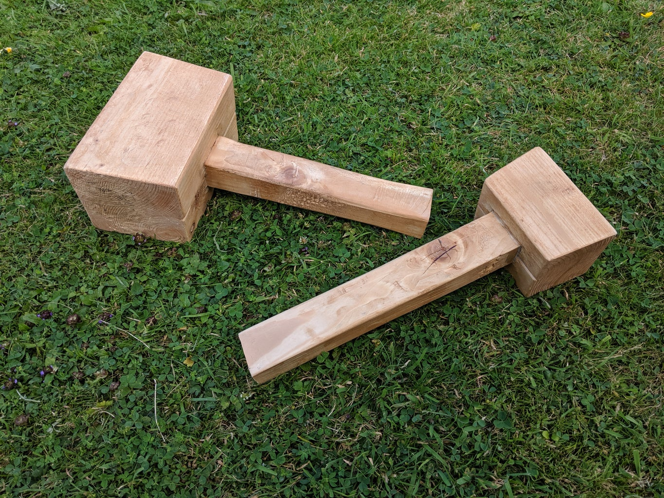 Making the Mallet