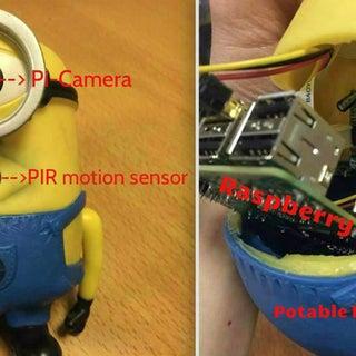 Motion Detection Alarm System
