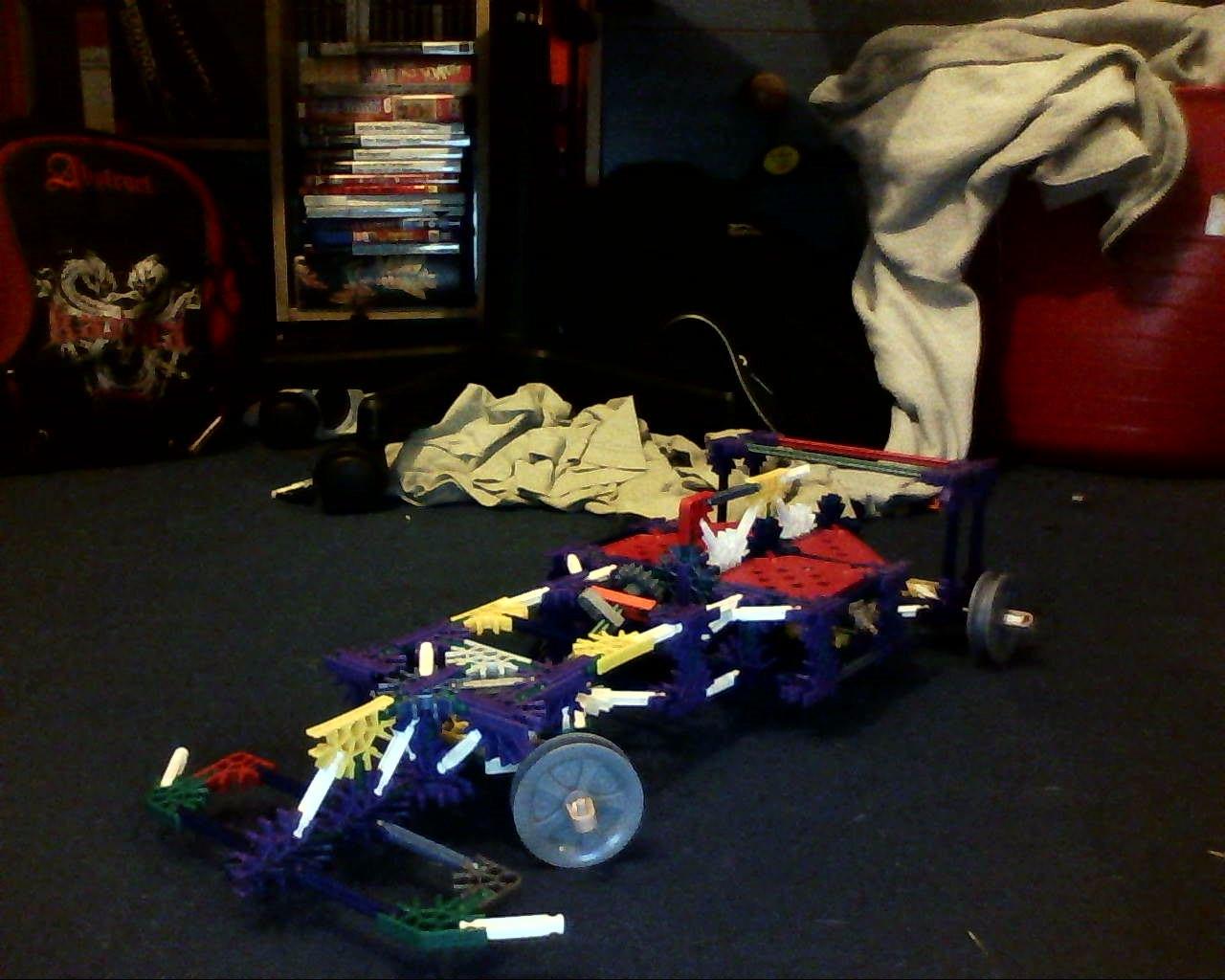 Knex F1 Car