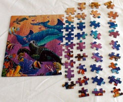 How to Complete a Jigsaw Puzzle