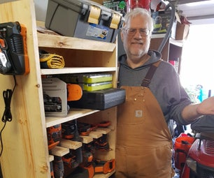 Cordless Tool Chest