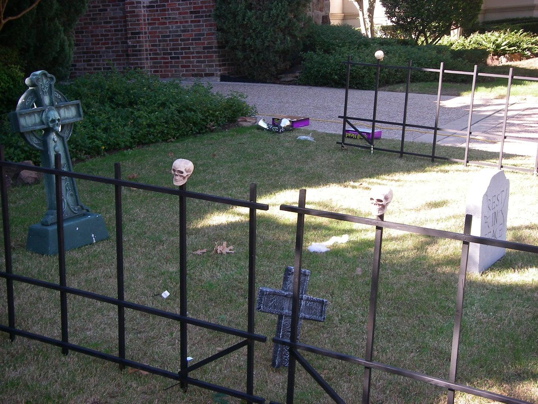 Set Up Graveyard and Enjoy